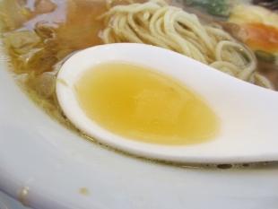 愛心 金色煮干中華ソバ スープ