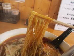 泰紋 旨ピリ辛玉トロ麻婆麺 麺