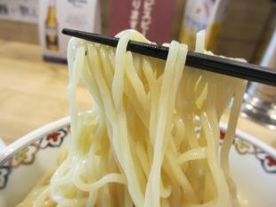 まりぞう 海老つけ麺 麺