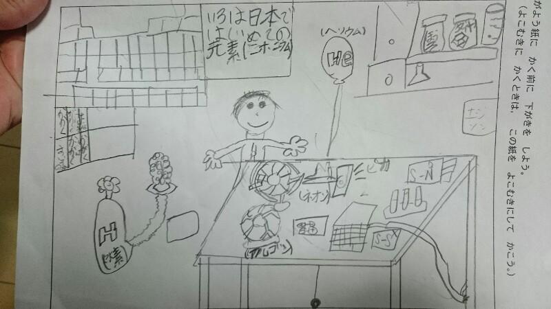 【驚愕】夏休み前に夏休みの宿題を終わらせる息子