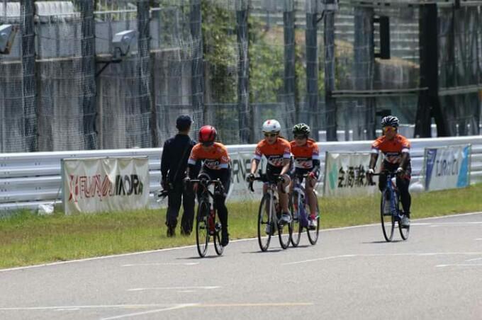 鈴鹿レポ(2):「チームで走る」ということが分かったのは2周目