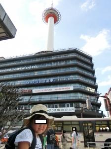 京都タワー1
