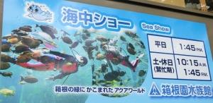 箱根水ショー3