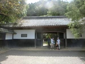 加茂荘屋敷1