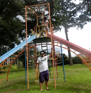 宮山児童遊園10