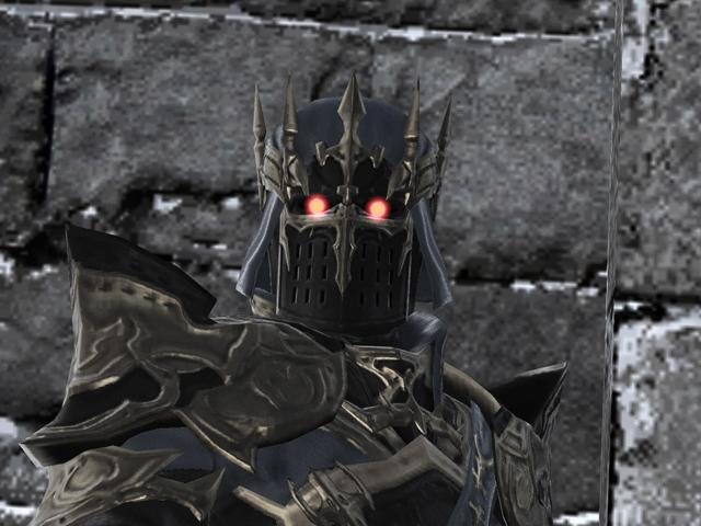 【FF14】死より冥き闇に(暗黒騎士)