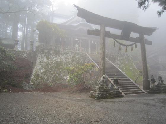 玉置神社 本殿