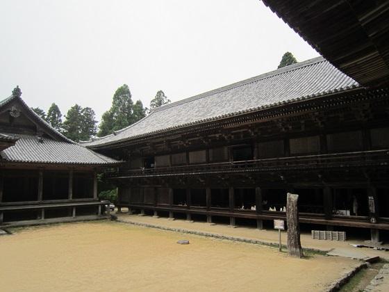円教寺 食堂 常行堂