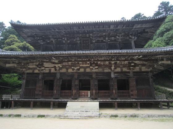円教寺 大講堂