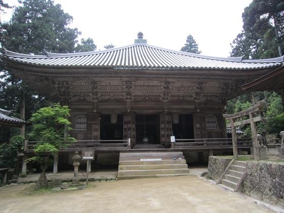 円教寺 開山堂