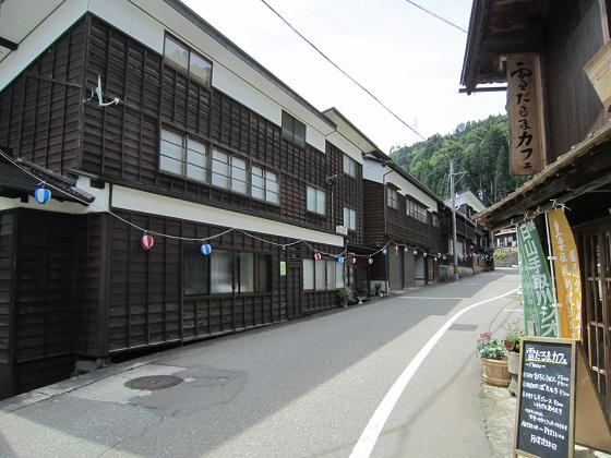 白峰伝統的建築物群