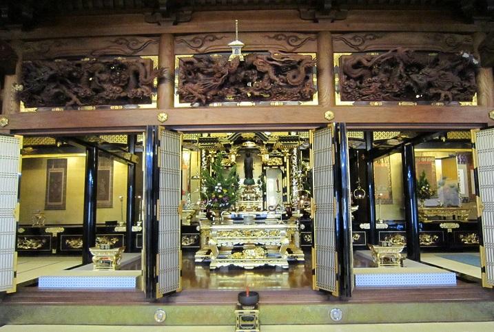 林西寺 本堂