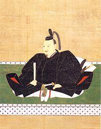 細川勝元像(龍安寺蔵)