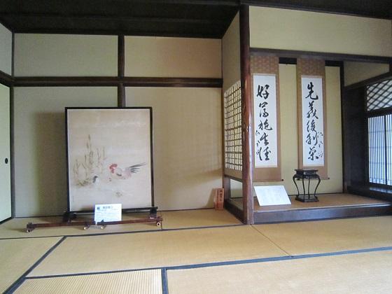 近江八幡 旧西川邸