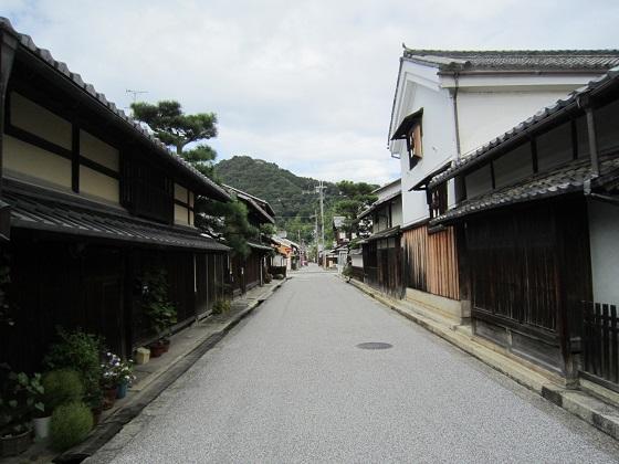 近江八幡 商家の街並み2