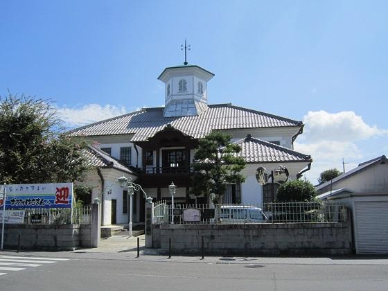 近江八幡 白雲館