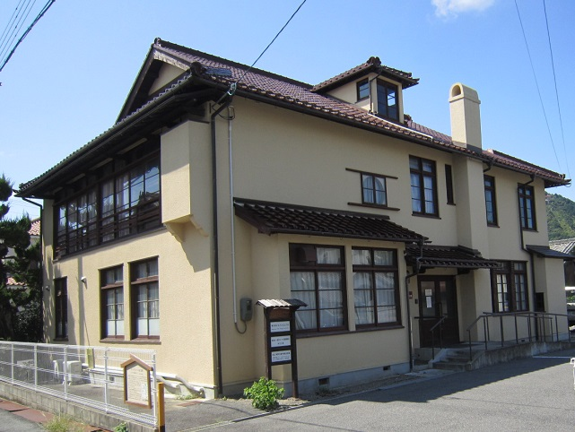 近江八幡 アンドリュース記念館