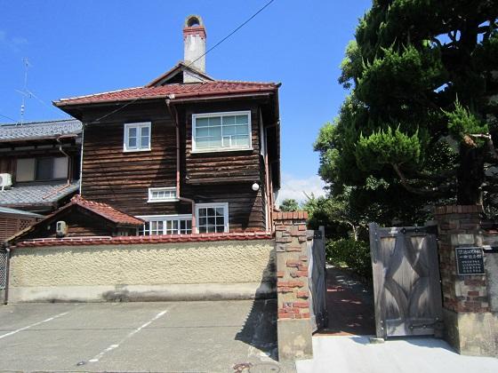 近江八幡 旧ヴォーリス住宅
