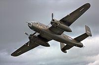 B-25爆撃機