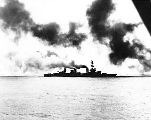 アッツ島沖海戦