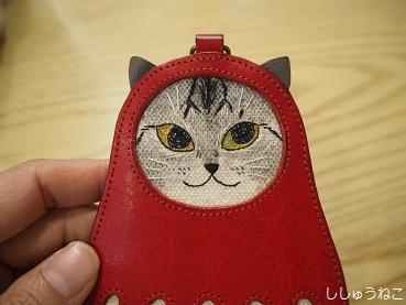 purikoさんの猫だるま