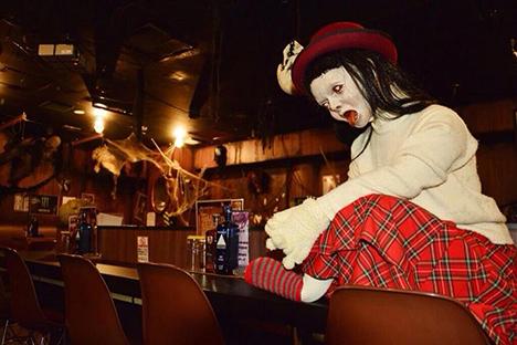 怪談ライブバー-スリラーナイト札幌すすきの