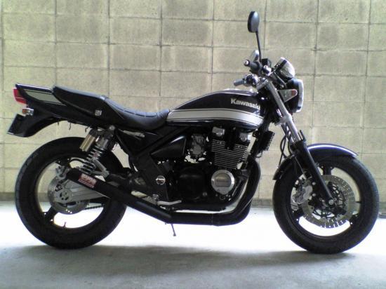 懐かしの愛車Kawasaki ゼファーχ