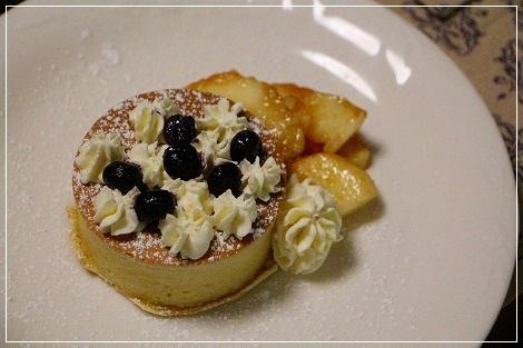 デザートはパンケーキ★