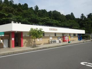 名神高速道路湖東三山PA