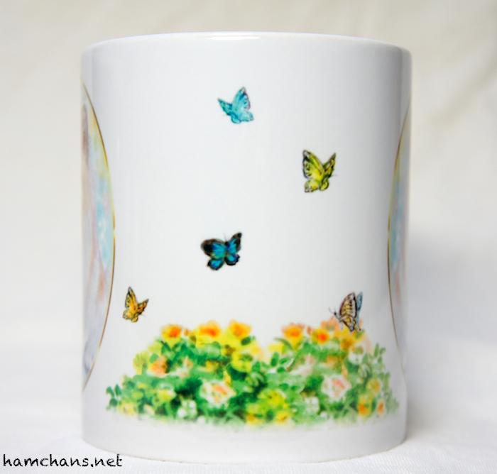 ペットのイラストマグカップ2