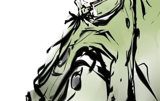刀剣乱舞とある審神者が描いた石切丸の素晴らしいイラスト刀剣速報