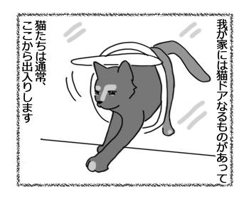 羊の国のビッグフット「猫から学ぶ」1