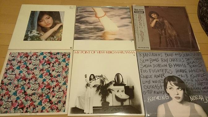 レコード購入20160904