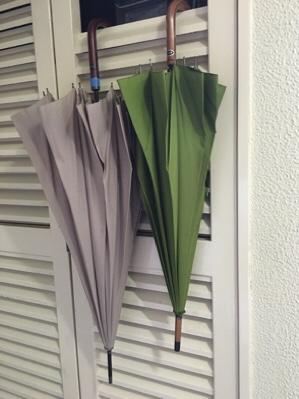 傘を復活させる方法