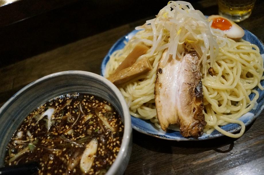 麺屋はじめ@那須烏山市 黒つけ麺