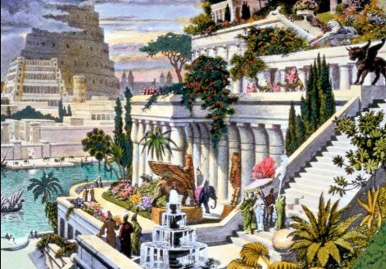 バビロン空中庭園2