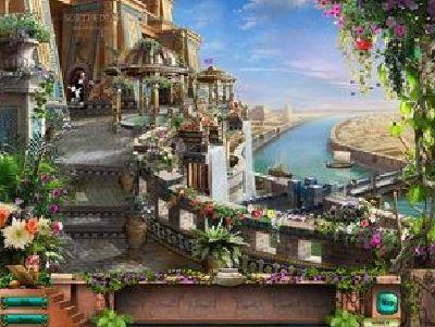 美しいバビロン宮殿