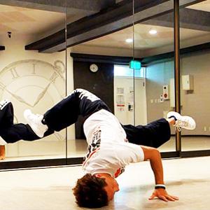 ブレイクダンス初心者の俺でもできた!基礎・基本の練習におすすめ動画