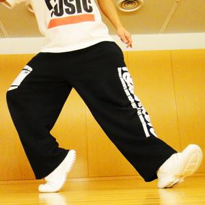 初心者でも練習しやすい簡単なヒップホップダンス教材